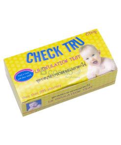 ชุดทดสอบหาระยะเวลาไข่ตก CHECK TRU 5's