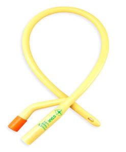 สายสวนปัสสาวะ 2 ทาง Foley Catheter STAR Fr.16