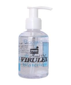 แอลกอฮอล์ เจล ALCOHOL GEL VIRULEX 120 ml.
