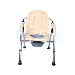 เก้าอี้นั่งถ่ายทรงเตี้ย JP เบาะครีม Y813