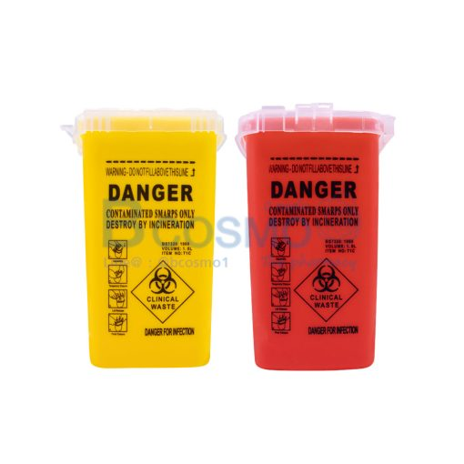 DANGER 4x6 นิ้ว สีเหลือง CN MT1002