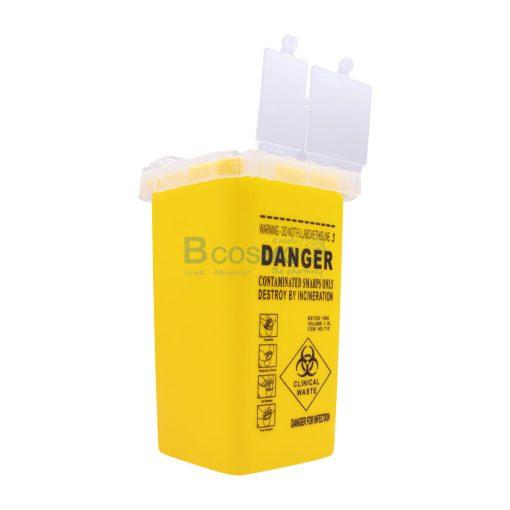 DANGER 4x6 นิ้ว สีเหลือง CN MT1002 Y 3