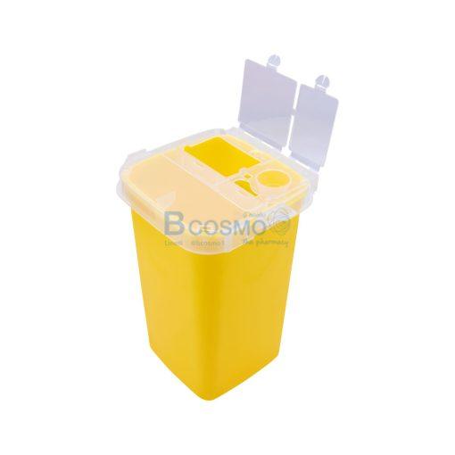 DANGER 4x6 นิ้ว สีเหลือง CN MT1002 Y 4
