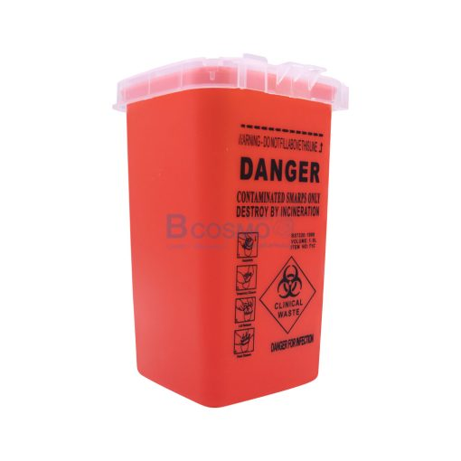 DANGER 4x6 นิ้ว สีแดง CN MT1002 R 2