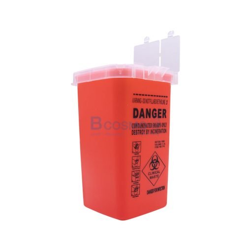 DANGER 4x6 นิ้ว สีแดง CN MT1002 R 3