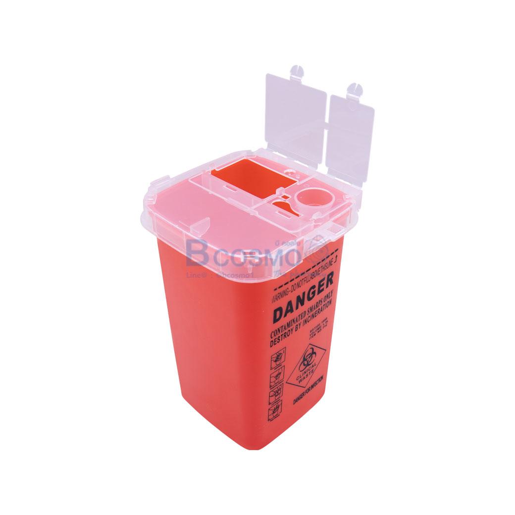 DANGER 4x6 นิ้ว สีแดง CN MT1002 R 4