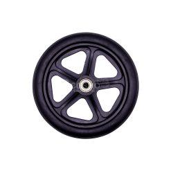 ล้อรถเข็น 7″ สีดำ