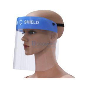 หน้ากากป้องกันสารคัดหลั่งแบบฟองน้ำ FACE SHIELD 1 ชิ้น