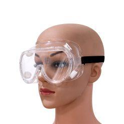 แว่นครอบตากันฝุ่น กันสารเคมี