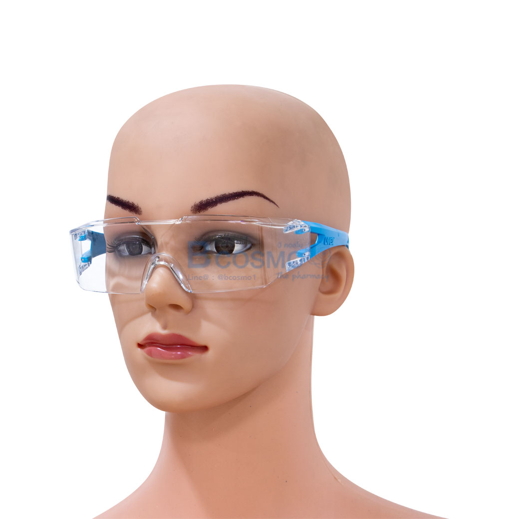 แว่นตานิรภัย UVEX 9065 ป้องกันฝุ่นละออง CN MT0610 7
