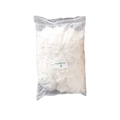EF0727 S ถุงมือมีแป้ง Pre Powder Glove 9 SIZE S 1 100
