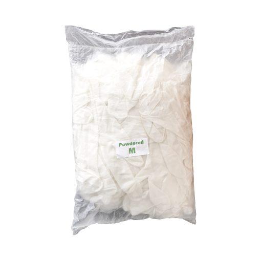 EF0727 S ถุงมือมีแป้ง Pre Powder Glove 9 SIZE S 3 100