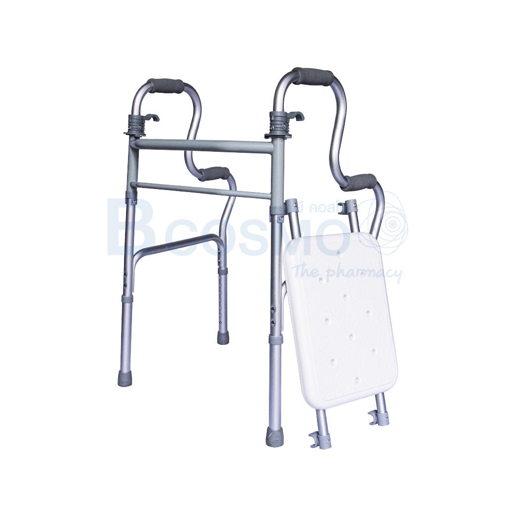 EW0212 ที่หัดเดินแบบเว้าพร้อมที่นั่งอาบน้ำ WALKER Y9636L 5