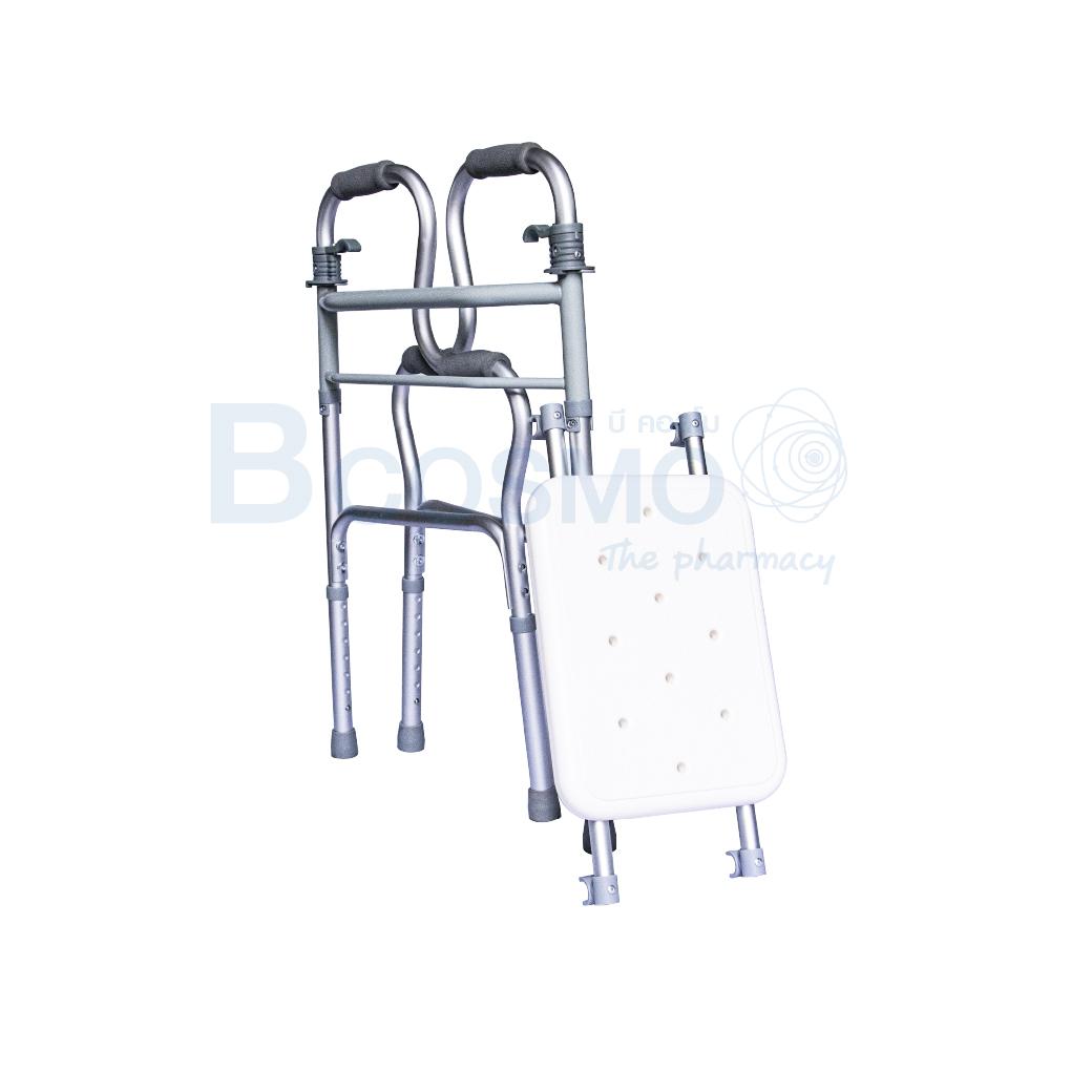 EW0212 ที่หัดเดินแบบเว้าพร้อมที่นั่งอาบน้ำ WALKER Y9636L 7