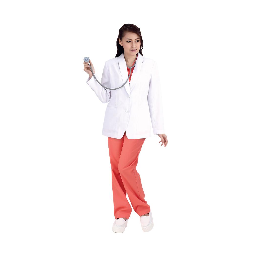 MT0296 S เสื้อสูท GW7108 ผ้าวาเลนติโน่สีขาว