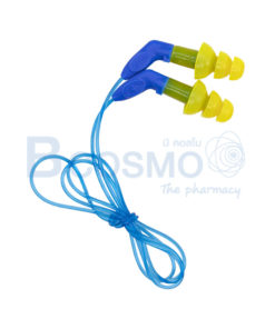 ปลั๊กอุดหูมีสาย Earplugs 3M ULTRAFIT 27 [1 คู่]