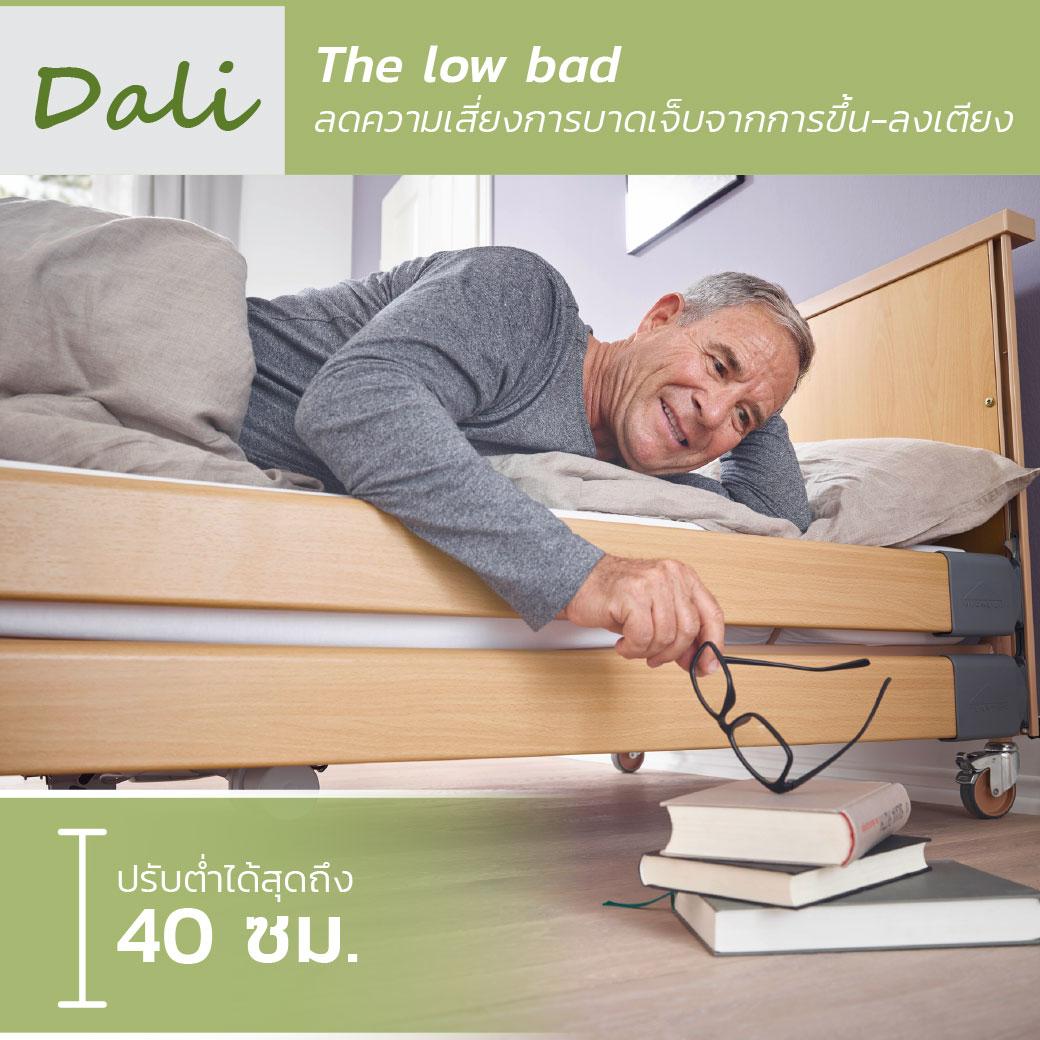 4 ไก ไฟฟ้า BURMEIER Dali01 PB0113 W 5