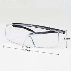 แว่นตานิรภัย UVEX 9069260 ป้องกันฝุ่นละออง