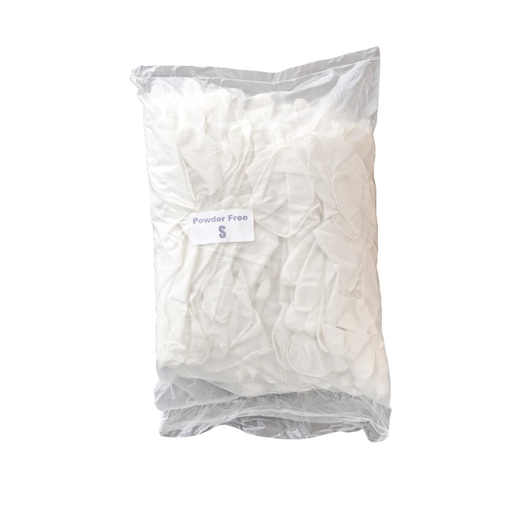 EF0726 S ถุงมือไม่มีแป้ง Powder Free Glove 9 Polymer SIZE S 1 100