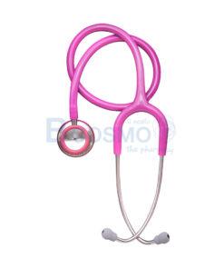 หูฟังแพทย์ STETHOSCOPE SPIRIT CK-S601P สีม่วงชมพู ( ผู้ใหญ่ )