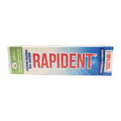 ครีมติดฟันปลอม RAPIDENT 40 g.