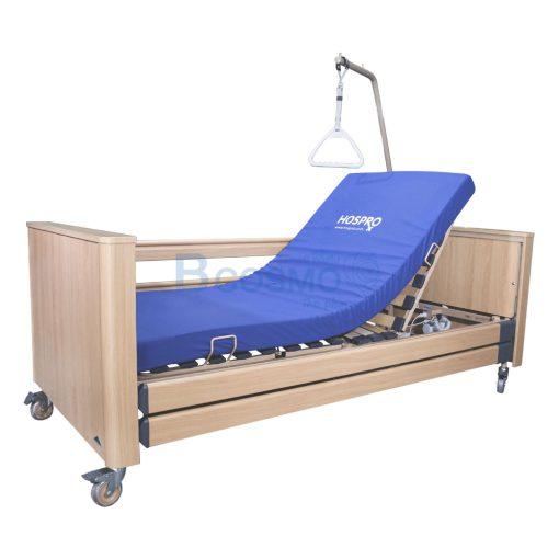 PB0113 W เตียงผู้ป่วยไฟฟ้า 4 ไก ไฟฟ้า BURMEIER Dali01ลายน้ำ1