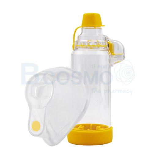SP0105 C อุปกรณ์พ่นยา AEROSOL CHAMBER เด็ก 175 ml. Cลายน้ำ1