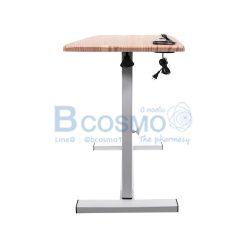 โต๊ะคร่อมเตียง อเนกประสงค์ ครีม