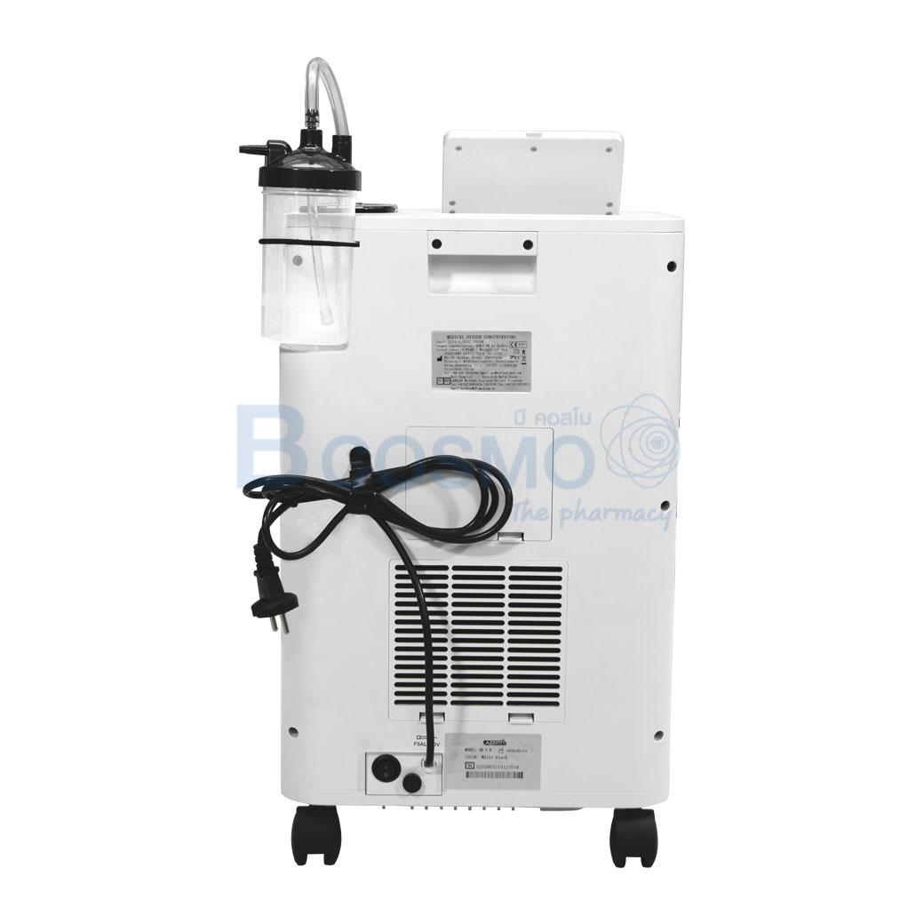 EO0012 5 เครื่องผลิตออกซิเจน AERTI AR 5 N 5 L ลายน้ำ4 1