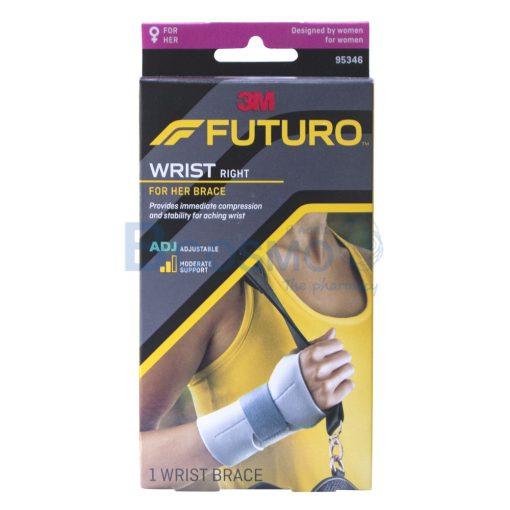 ES0119 R พยุงข้อมือสำหรับผู้หญิง ข้างขวา FUTURO Wrist For Her Right ลายน้ำ2