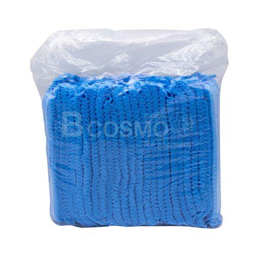 MT0231 BL 1 หมวกตัวหนอนสีฟ้า 100s 18 cm 1