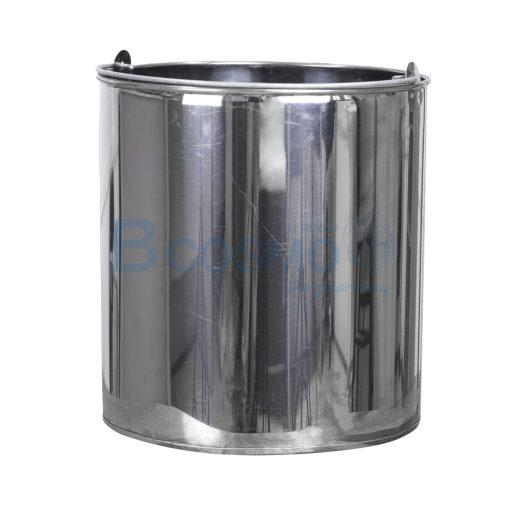 MT0334 ถังขยะสแตนเลสกลม มีล้อ ขนาด 12 x 16 นิ้ว V TH ลายน้ำ3