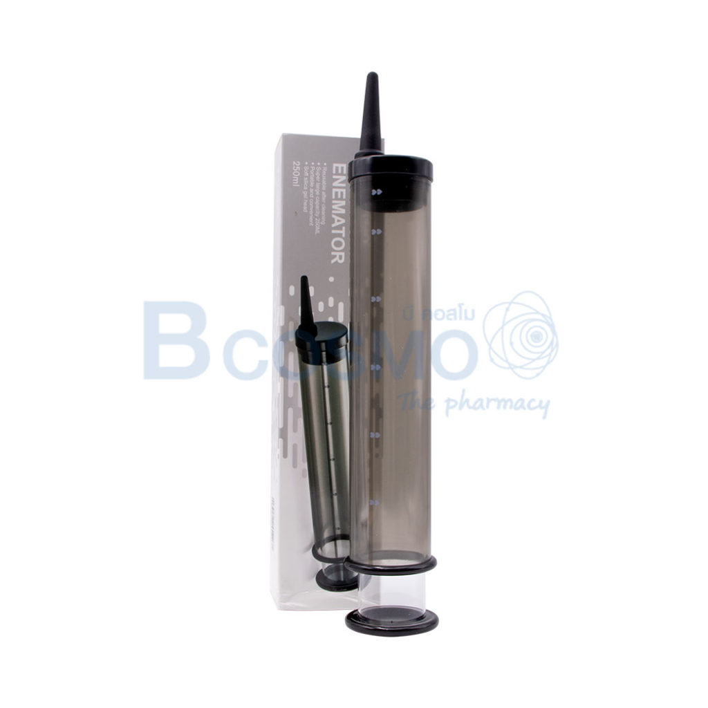 SYRINGE Roomfun 250 ml. สีดำ C EF0809 250 B ลายน้ำ1