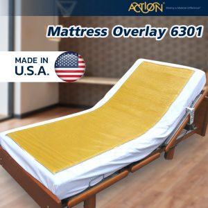 ที่นอนเจล ACTION USA Full Mattress Overlay 6301