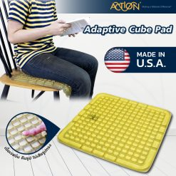 เบาะเจล ACTION USA Adaptive Cube Pad CU1616 41x41x1.4 cm.