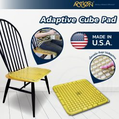 เบาะเจล ACTION USA Adaptive Cube Pad CU1816 41x46x1.4 cm.