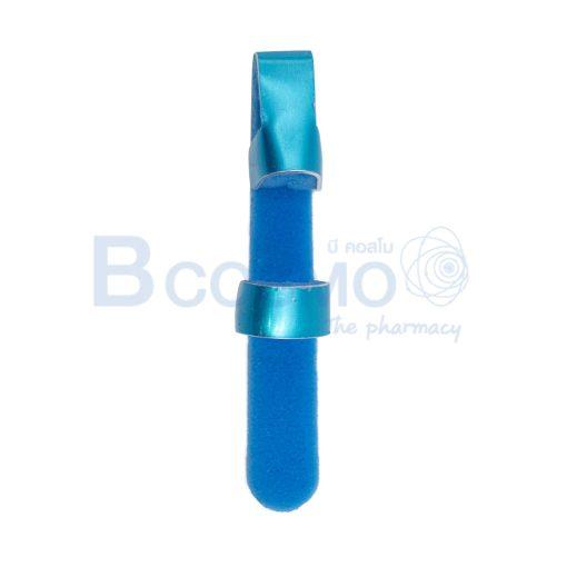 ES1455 L เฝือกดามนิ้ว อลูมิเนียม สีฟ้า SIZE L C ลายน้ำ3