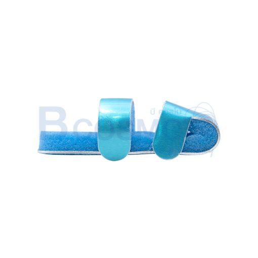 ES1455 S เฝือกดามนิ้ว อลูมิเนียม สีฟ้า SIZE S C ลายน้ำ2