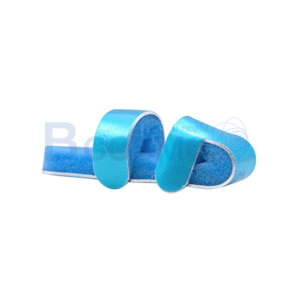 ES1455 S เฝือกดามนิ้ว อลูมิเนียม สีฟ้า SIZE S C ลายน้ำ3