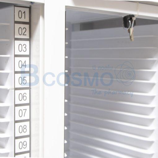 MT0306 40 ตู้เข็นเก็บแฟ้มเวขระเบียน 40 แฟ้ม C ลายน้ำ7