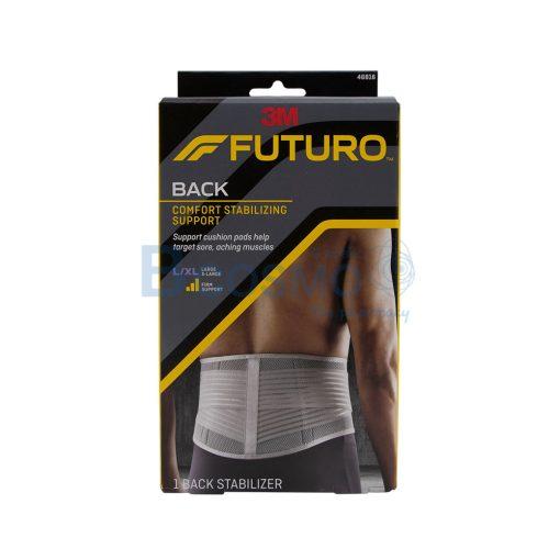 FUTURO BACK COMFORT STABILIZING SUPPORT L XL ES0125 L XL 1