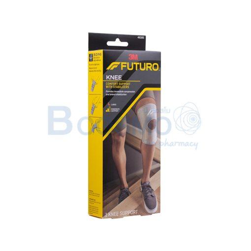 ES0116 L พยุงเข่า FUTURO Comfort Support With Stabilizers Knee SIZE L ลายน้ำ2