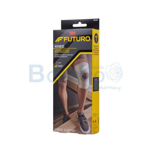 ES0116 L พยุงเข่า FUTURO Comfort Support With Stabilizers Knee SIZE L ลายน้ำ3