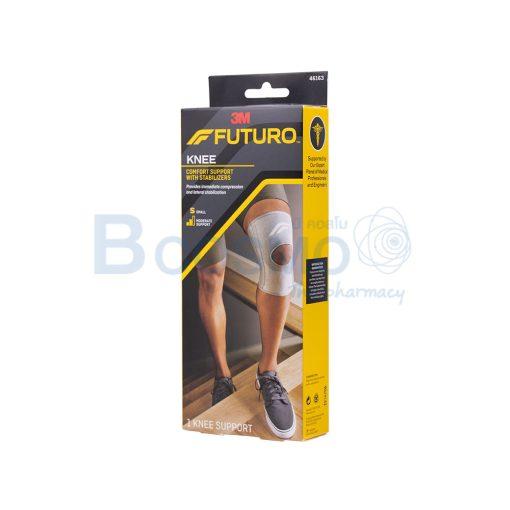ES0116 S พยุงเข่า FUTURO Comfort Support With Stabilizers Knee SIZE S ลายน้ำ2