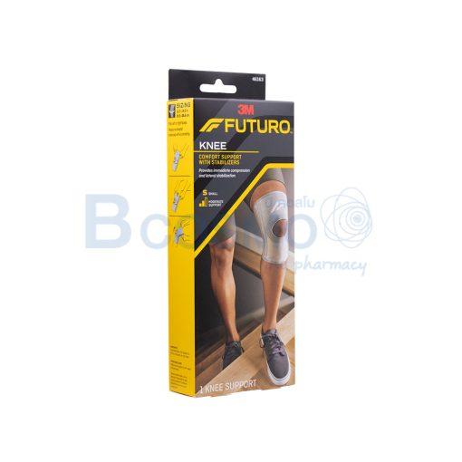 ES0116 S พยุงเข่า FUTURO Comfort Support With Stabilizers Knee SIZE S ลายน้ำ3