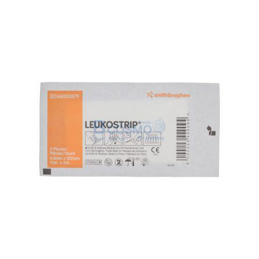 LEUKOSTRIP 6.4x102MM. EF0402 6 2