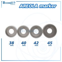 AREOLA marker 38 mm. | 40 mm. | 42 mm. | 45 mm.