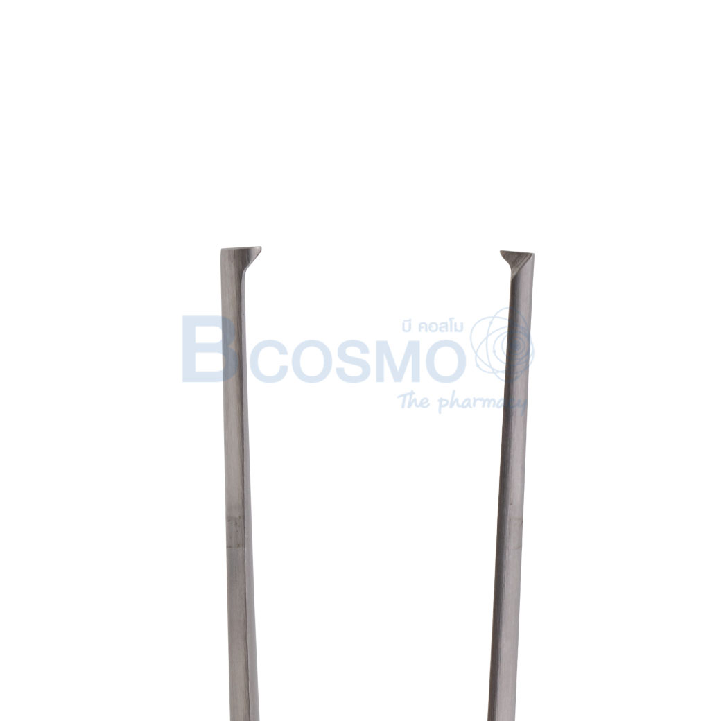 MT1225 ปากคีบ Standard Tissue Forceps 1x2 teeth 14 cm 3