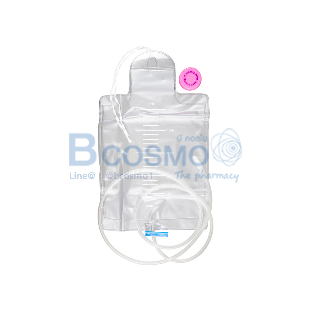 DETOX BAG 2000 ml. EF0554 2000 7