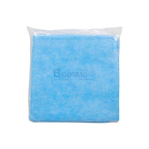 180x80 cm. สีฟ้ากันน้ำ 10 ชิ้น C EB0616 BL 1